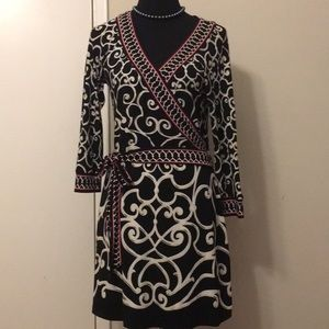 White House black market dress size M